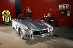 Mercedes-Benz SL 1950's
