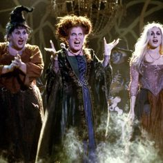 Pin for Later: Hocus Pocus Is Coming to Disney World, and It's Going to Be AMAZING
