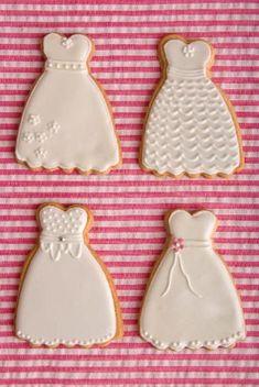 Keep the children happy with some elegant wedding cookies! Price - £5.50 per cookie.
