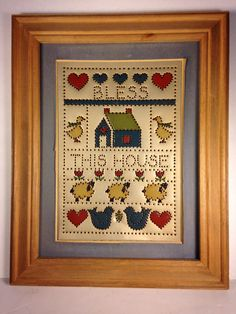 Limited Edition 703/5000. Individually punched and hand painted by John and Beth Schmidt, Bothell, WA. EBSVintageHome