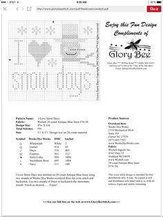 "Glory Bee ""I <3 Snow Days"" Week #6"