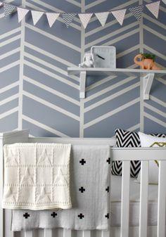 ☆ #motifs #graphiques pour une #chambre d'enfants ☆little spaces thea's room; little gatherer ☆