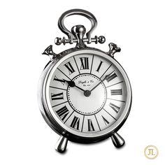 ❤️ Mantle Clock, Clock Decor, Coastal Style, The Hamptons, Pocket Watch, Silver, Ebay, Accessories, Pocket Watches