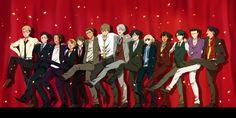 Yuri!!! On Ice (ユーリ!!! On ICE) and Blood Blockade Battlefront (血界戦線) crossover ( ^ω^ )