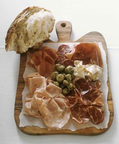 Charcuterie Plate Entree - WiIll have the paddles too as our caterer has them.