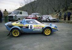 Borchi Franceschini  Lancia Stratos