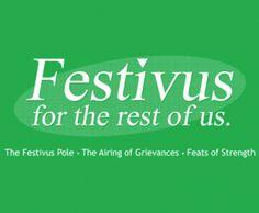 December 23 - Festivus for the Rest of Us