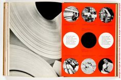 Designed by Bradbury Thompson for Westvaco Inspirations in the 1950s and early 60s