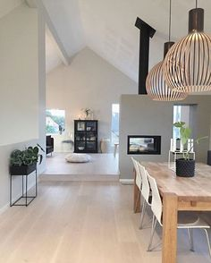 Is To Me brings you the essence of Scandinavian design with soft furniture, . - Scandinavian Design Trends - Have Best Home Decor ! Living Room Decor, Living Spaces, Living Rooms, Kitchen Living, Scandinavian Home, Home Interior Design, Simple Interior, Interior Colors, Home And Living
