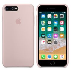 iPhone 8 Plus 7 Plus Silicone Case Rose Red (€33) ❤ liked on Polyvore featuring accessories and tech accessories