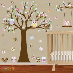 Children Wall Decals  Wall Decals Nursery  Name by wallartdesign