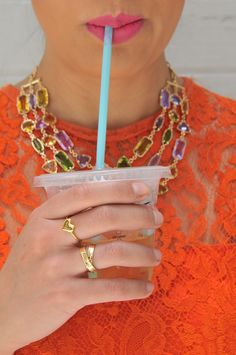 High On Fashion: Relax And Drink Tea
