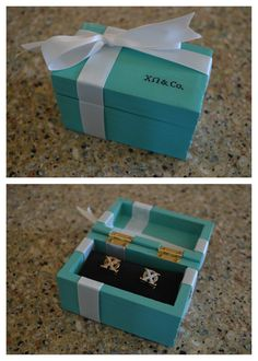 my badge box ~ XΩ • mu kappa! submitted by: Caroline