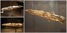 """The 13,000 years old """"Swimming Reindeer"""" is one of the most beautiful pieces of Ice Age art"""