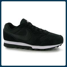 watch 62774 70e18 Nike MD Runner turnschuhe Damen schwarz weiß Casual Fashion Sneakers  Schuhe, schwarz   weiß, (UK3) (EU36) (US5.5) - Sneakers für frauen  ( Partner-Link)