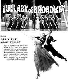 Broadway spread