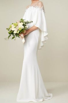 50 Second-Look Wedding Dresses Perfect for Dancing the Night Away Malay Wedding Dress, Cute Wedding Dress, Dream Wedding Dresses, Bridal Dresses, Wedding Gowns, Prom Dresses, Wedding Bride, Simple Gowns, I Dress