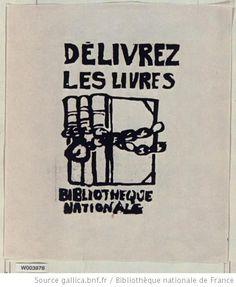 Délivrez les livres, 1968