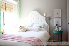"Gray girl room, ""Nimbus Cloud"" Martha Stewart"