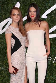Kendall Jenner and Cara Delevingne's new magazine cover is SO sexual