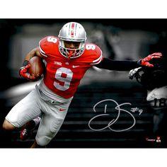 Devin Smith Ohio State Buckeyes Fanatics Authentic Autographed 11'' x 14'' Spotlight Photograph - $37.99