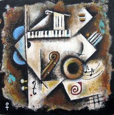 i like the idea of music as cubism