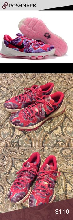 3e92ff2efbe Mint Nike KD 8 Aunt Pearl Shoes Mens Sz 11 Worn 1x Mint condition