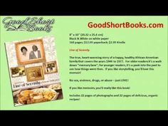 """For you and anyone that you know who loves to read!!  Check out the delightful books at GoodShortBooks.com!  They make great gifts anytime--for birthdays or """"just because.""""  Prices range from $1.99 to $12.99.  For a brief description of each, watch this video and please leave a comment!!  Order today and don't forget to go back to Amazon and write YOUR review!  Thanks!!"""