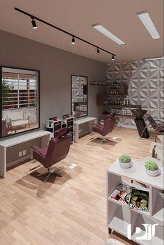 Barber Shop Interior, Hair Salon Interior, Barber Shop Decor, Nail Salon Decor, Spa Interior, Beauty Salon Decor, Salon Interior Design, Makeup Room Decor, Boutique Interior