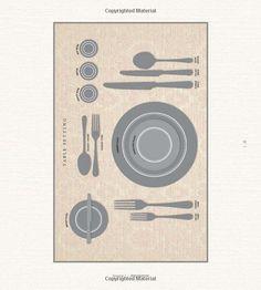 the proper fancy table setting according to Lisa Vanderpump