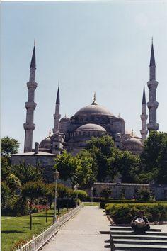 Blue Mosque, Istambul 1999