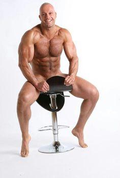 Bald Men Nude 5