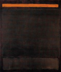 dailyrothko: Mark Rothko, no. 2, 1963