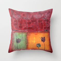 untitled #61 Throw Pillow