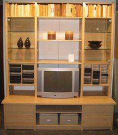 lundia TV shelf