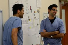 My day following Dr. Sharma's fellow