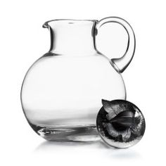 #MichaelAram - Fig Leaf Collection Pitcher with Lid at #KnightsbridgeTrading