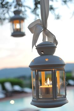 ♡ I have this lantern. IKEA-JB- give-aways- for sponsors, families