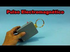 (227) PEM - Generador de Pulso Electromagnético y Porque los Jammer no Funcionan - YouTube