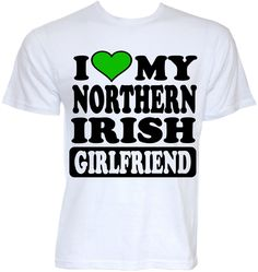 >> Click to Buy << MENS FUNNY COOL NOVELTY NORTHERN IRELAND GIRLFRIEND SLOGAN ULSTER GIFTS T-SHIRTS Men Brand Printed 100% Cotton T Shirt #Affiliate