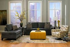54 Best Yellow Ottoman Images Green