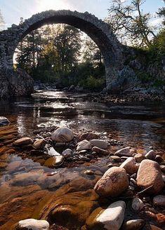 oldest bridge in the Highlands of Scotland at Carrbridge.The oldest bridge in the Highlands of Scotland at Carrbridge. Places To Travel, Places To See, Travel Destinations, Travel Tips, Landscape Photography, Travel Photography, Digital Photography, Photography Tricks, Scotland Travel