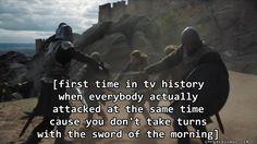 alguém se lembra como terminou game of thrones true detective and