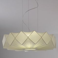 Gresy - Four Light Pendant Gray Finish with Ivory Stretch Fabric Shade Lighting Sale, Pendant Lighting, Chandelier, Light Pendant, Drum Pendant, Origami Lights, Turn The Lights Off, Wall Lights, Ceiling Lights