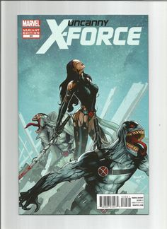 Uncanny X-Force 20 1:50 Venom Variant High Grade 9.4 or better CGC it NO RESERVE