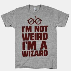 I& Not Weird I& a Unicorn - 4 Geekz Only - Skreened T-shirts, Organic Shirts, Hoodies, Kids Tees, Baby One-Pieces and Tote Bags T Shirts With Sayings, Cool Tees, Cool T Shirts, Funny Outfits, Cool Outfits, Funny Clothes, Kawaii Clothes, Funny Tees, It's Funny