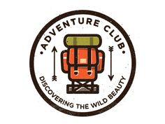 badge design - Christopher Walks......Follow me! @christopherwalks (instagram)
