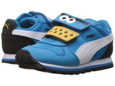 Puma Kids - St Runner CM Hoc V INF (Toddler) (Blue Danube/Puma White) Kids Shoes