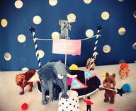 Circus Cake by Et di
