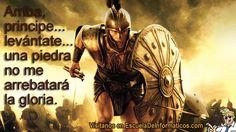 Aquiles en Troya #motivación #tecnología